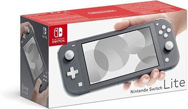 Nintendo Switch - Azərbaycan: Nintendo switch lite Grey