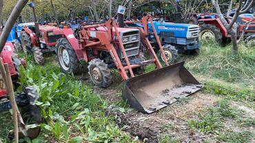 v otlichnom sostojanii botinki в Кыргызстан: Трактор с ковшей, Шибаура 2243 в наличии