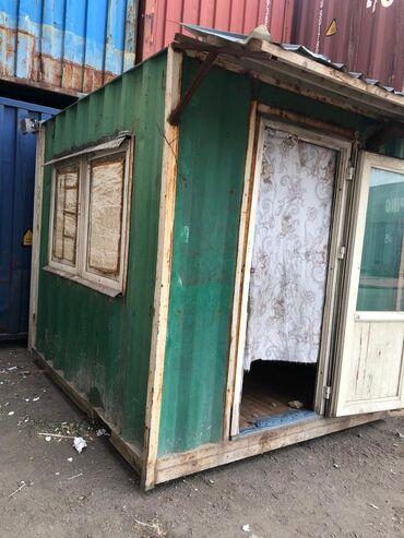 Услуги - Новопокровка: Продаю контейнер жилой 3 на 2.40