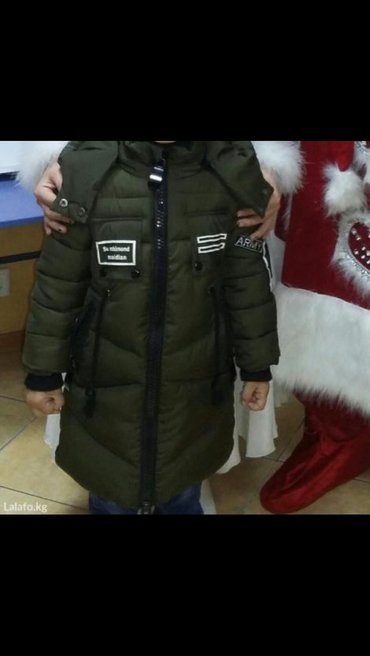 продаю детские зимние куртки в очень хорошем состояние на 4-5 года в Лебединовка
