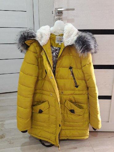 размер мужской одежды 2xl в Кыргызстан: Продаю зимнюю куртку размер 2xl в отличном состоянии