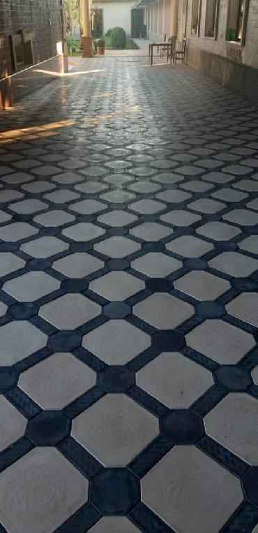 Paving stones, paving slabs