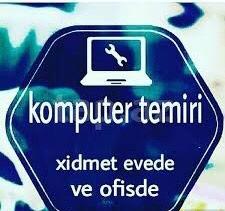 Bakı şəhərində Komputer formati