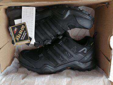 Jakna ovo - Srbija: Adidas patike TERREX SWIFT R2 GTX  Patike su br40, kupljene u interspo