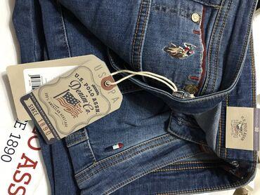 джинсы мужские 33 размер в Кыргызстан: Джинсы мужские 33 размер, US POLO, привезли из Турции, отдам ниже