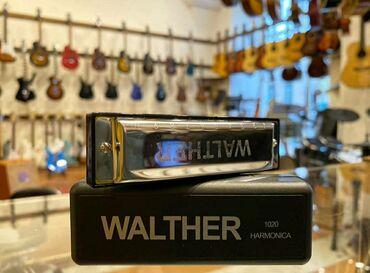 alətlər - Azərbaycan: Harmonica - Walther C-major Modell.  Bu kimi alətləri Nizami küçəsi 42