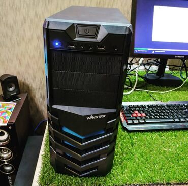 Компьютер игровойi5-4460 Gtx 1060 6gbХарактеристики:Процессор