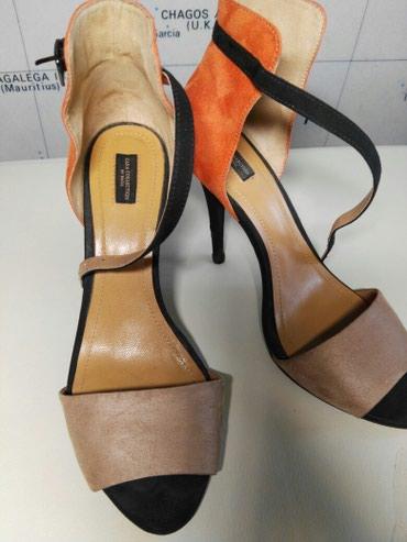 Обувь б/у в отличном состоянии размер 38. Обувь кожаная в Бишкек