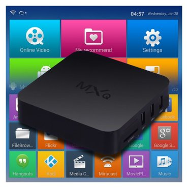Android TV Box/Smart TV/Mini PC MXQ     Nov u fabričkom - Beograd