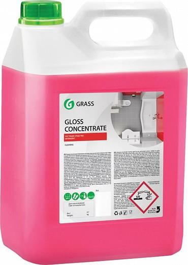 Чистящее средство от налета и ржавчиныGloss Concentrate ( канистра 5