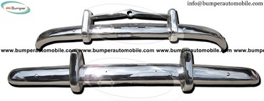 Volvo PV 444 (1947-1958) bumpers stainless steel in Banepa