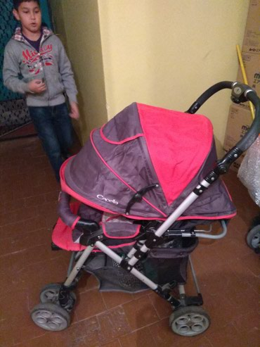 Продаю коляску Capella, зима-лето, в Бишкек