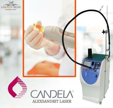 candela lazer aparati satilir in Azərbaycan | TIBBI AVADANLIQ: Aleksandrit lazer epilyasiya cihazı  ⭐⭐⭐aleksandrit lazer əsaslı 🔸️Can