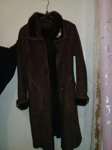 Bakı şəhərində Isti qadin paltosu