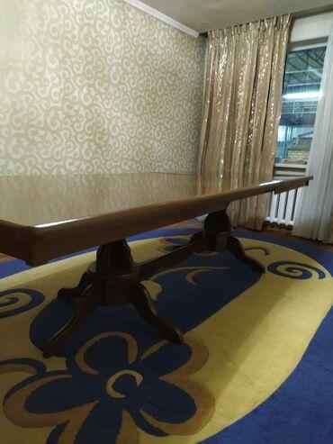 Срочно продаю стол с вместимостью 13 человек при желании стол можно