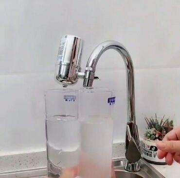 Digər mətbəx ləvazimatları - Ceyranbatan: Uwaqlarinizin temiz su icmeyini istiyirsinizse buyurun su temizleyen