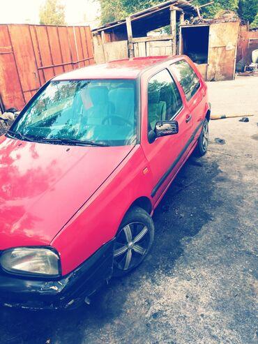 Автомобили в Ак-Джол: Volkswagen Golf 1.3 л. 1994   77692 км