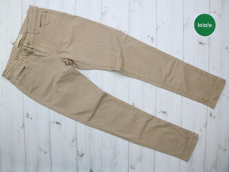 Женские штаны Zara Denim, р. XS    Длина: 92 см Шаг: 69 см Пояс: 34 см