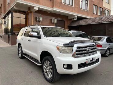Toyota - Кыргызстан: Toyota Sequoia 5.7 л. 2008 | 119200 км