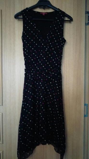 Bakı şəhərində Платье в горошек шифон на подкладке разм.XS