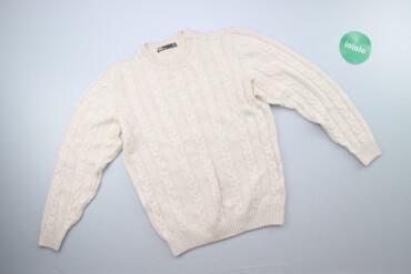 Чоловічий светр з візерунком VD One р. S    Довжина: 60 см Ширина плеч