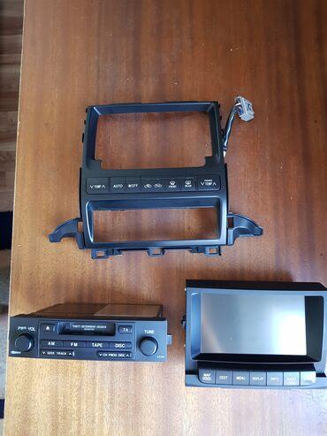 монитор xiaomi бишкек в Кыргызстан: Центральная панель родная (монитор, магнитофон, магнитола, аудиосистем