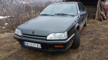 Renault R25 1.8 l. 1993 | 270000 km