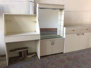 ofis mebeli satilir в Азербайджан: Yaxwi veziyyetde ofis mebeli satilir.Aksessuarlar ucun setkalar 6 eded