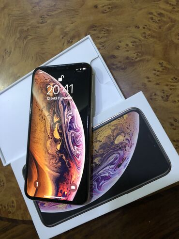 Apple Iphone - Bakı: Yeni iPhone Xs 64 GB Qızılı