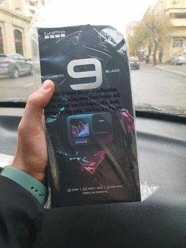 подарок мужу на новый год в Азербайджан: Gopro hero 9 black action camera endirim qiymete!!!Yeni bagli qutuda !