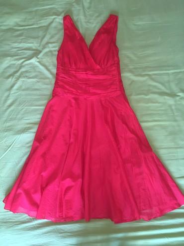 Monsoon красное платье, состояние отличное, размер: 40 Одевали один