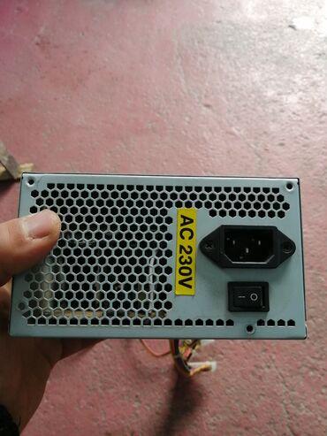 Видеокарта на запчасти - Кыргызстан: БП на 230Вт, на запчасти