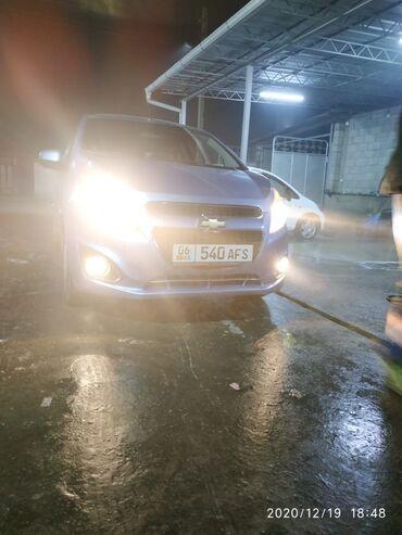 шевроле субурбан в Кыргызстан: Chevrolet Spark 1 л. 2014   78000 км