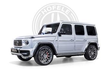 Άλλα οχήματα - Ελλαδα: Mercedes-Benz G 63 AMG - HOFELE HG Sport * Moonbeam * Euro 324,600 exc