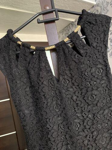 джинсовое платье на пуговицах в Кыргызстан: Красивое вечернее платье. Подойдут на S и М