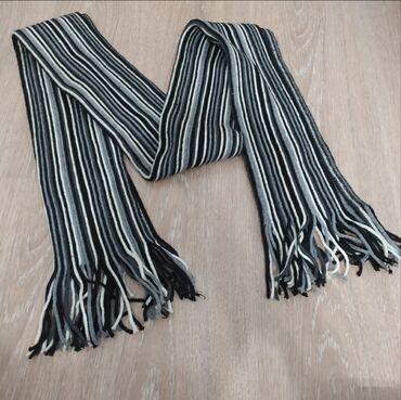 Новый шарф! Теплый!