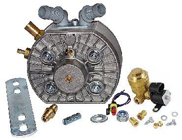 ремонт редуктора в Кыргызстан: Пропановый газовый редуктор KME SILVER S6 160 kW; 217 л.с  также ремон
