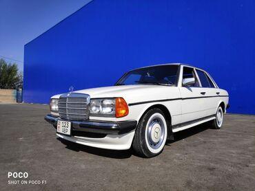 14332 объявлений: Mercedes-Benz E 230 2.4 л. 1982 | 300000 км