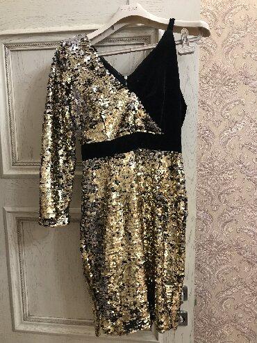 серьги золото 375 проба в Кыргызстан: Новое итальянское платье от Dolce Gabbana!ВЕЧЕРНЕЕ платье 2в1 Золото и