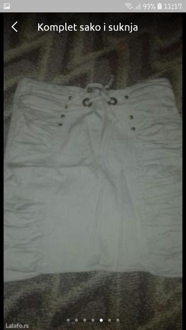 Komplet sako i suknjica - Zitorađa