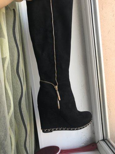 деми сапоги покупали на Кипре одевала 1 раз 37 размер в Бишкек