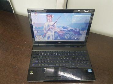 Срочно продаю ноутбук Core i5 Fujitsu Lifebook в Бишкек
