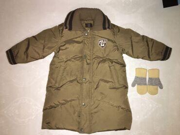 одежда детская купить в Кыргызстан: Пуховик для девочек Возраст: 4-5 лет (110 см) Состояние: отличное