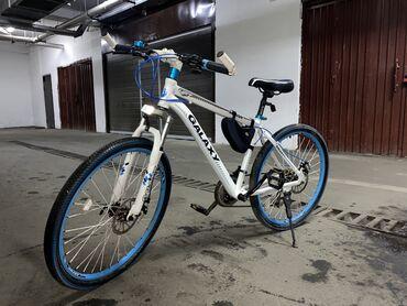 велосипеды для малышей в Кыргызстан: Продаю велосипед GALAXY, состояние хорошее в основном стоял в гараже