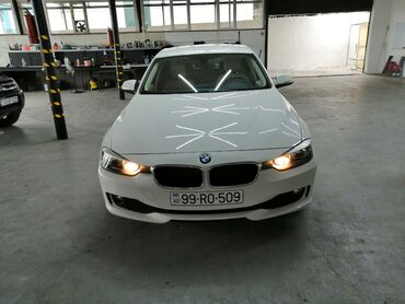 bmw x1 xdrive28i mt - Azərbaycan: BMW 320 2 l. 2013 | 99700 km
