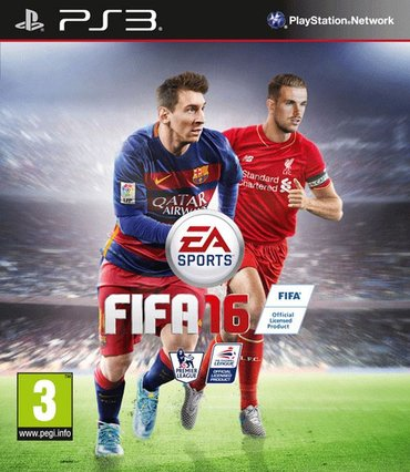 """Bakı şəhərində """"Fifa 16"""" (PS3)"""