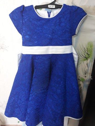 Продаётся нарядное платье для девочки в Бишкек