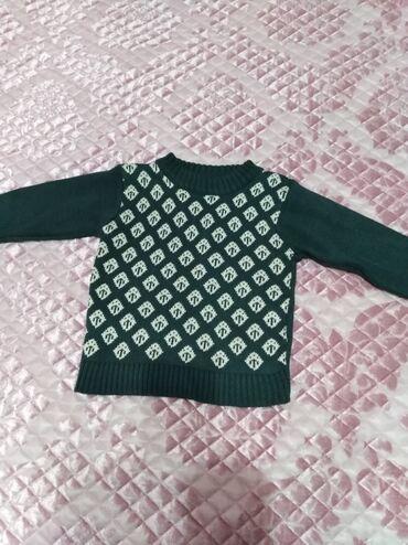 Детский мир - Тынчтык: Свитер для мальчика, 4-6лет 80сом