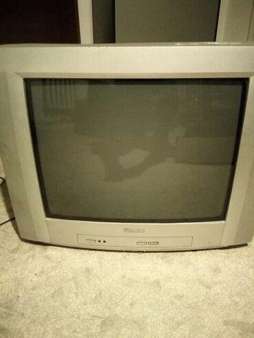 телевизор век в Кыргызстан: Продаю телевизор Филипс, диагональ 55 см, рабочий, в хорошем