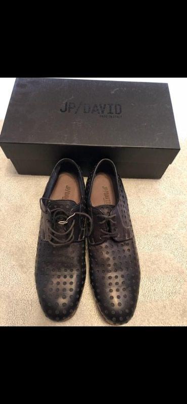 sumka firmy david jones в Кыргызстан: Вещи с США. Продаю новые кожаные итальянские мужские туфли JP/David,ра